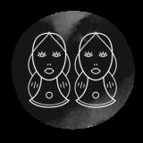 Sterrenbeeld Tweelingen