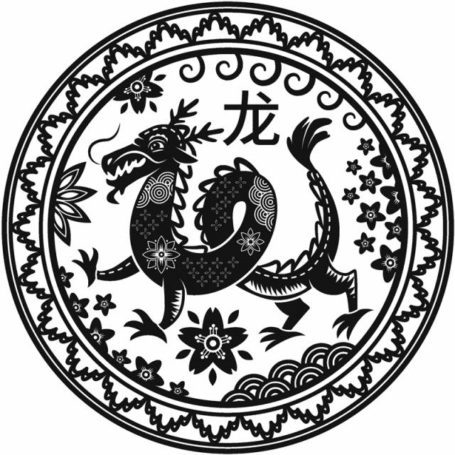 Chinese horoscoop Draak