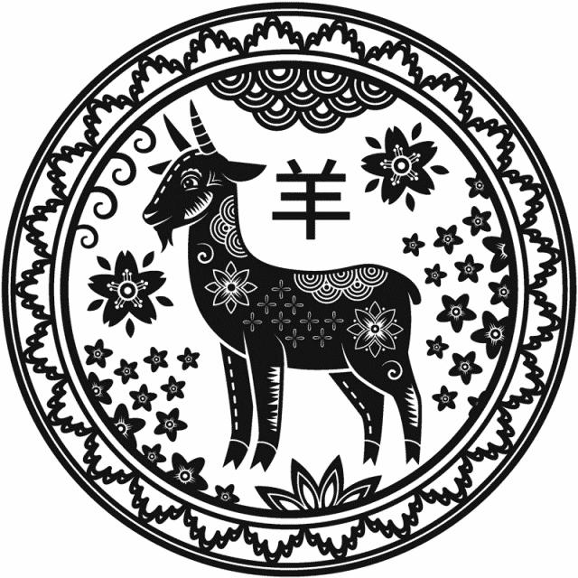 Chinese horoscoop Geit